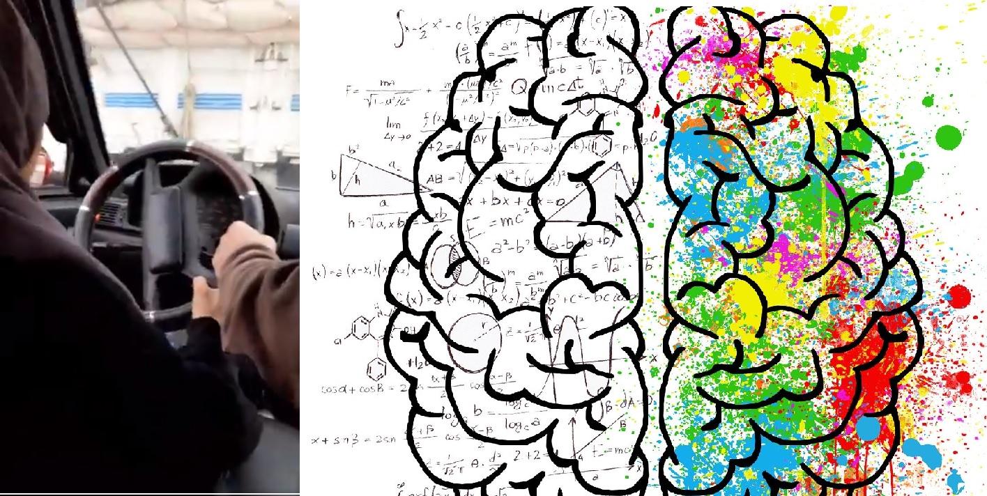 Beynimiz neden böyle çalışmaz: direksiyonda kim var?